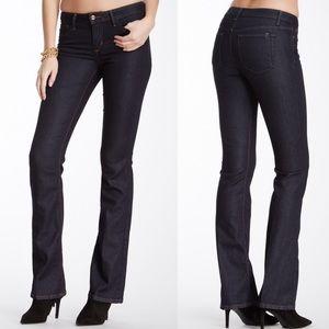 EUC Joes Jeans Curvy Bootcut darkwash Jeans